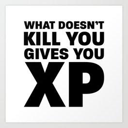 XP Art Print