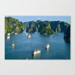 Halong Bay - Landscape Canvas Print