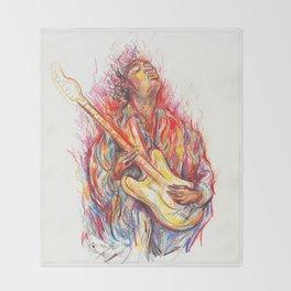 Hendrix Throw Blanket