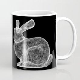 DELAUNAY BUNNY B/W Coffee Mug
