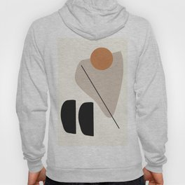 Abstract Shapes 61 Hoody