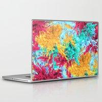 splash Laptop & iPad Skins featuring Splash! by Eleaxart
