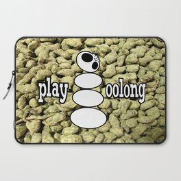 Play Oolong Laptop Sleeve