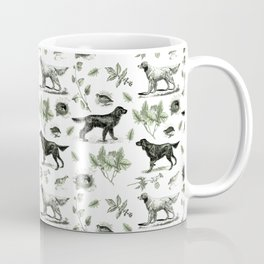 BIRD DOGS & GREEN LEAVES Coffee Mug