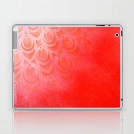 Feathering Red Laptop & iPad Skin