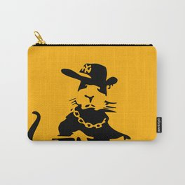 Banksy Gangsta Rat  Carry-All Pouch