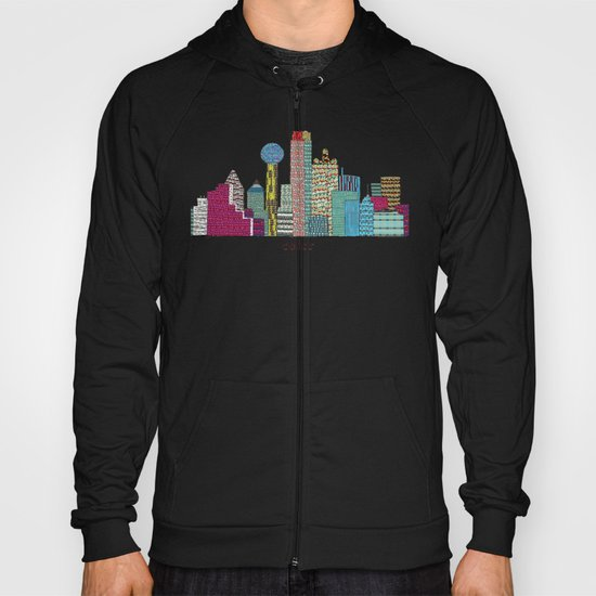 Dallas city  Hoody