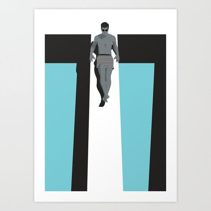 Summertime 1 Art Print