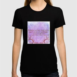 Parting is such bitter sweet sorrow - Romeo & Juliet Quote T-shirt