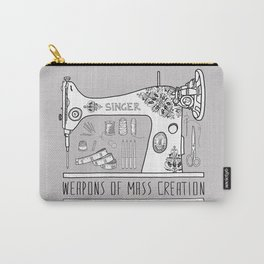 Weapons Of Mass Creation - Sewing Carry-All Pouch