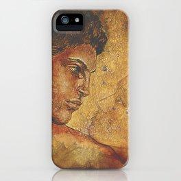 Yearning~ Man iPhone Case