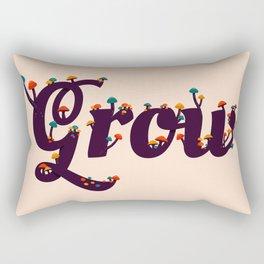 Grow Rectangular Pillow
