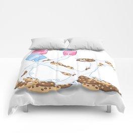 Cookies & Milk Comforters