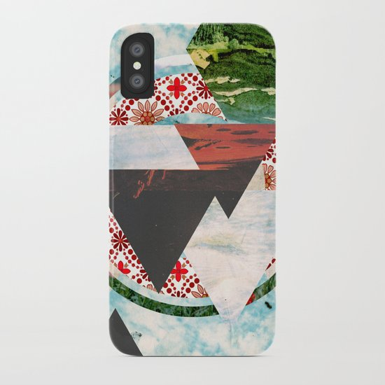 Experimental Abstraction iPhone Case