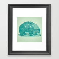 Parasite Framed Art Print