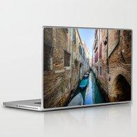 venice Laptop & iPad Skins featuring Venice by GF Fine Art Photography