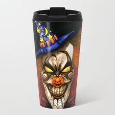 HALcLOWnEEN Travel Mug