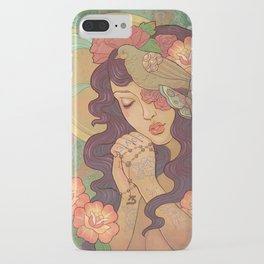 Pray For Love iPhone Case