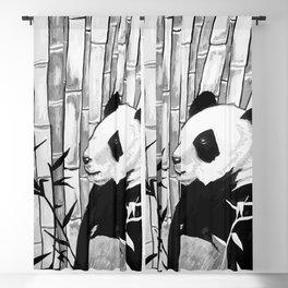 Panda Blackout Curtain