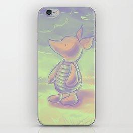 Piglet iPhone Skin