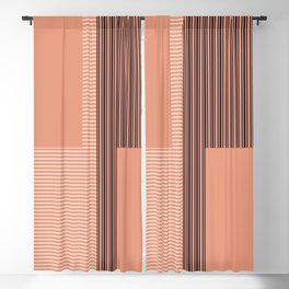 Figaro in Clay Blackout Curtain