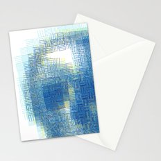Beauty from inside Stationery Cards