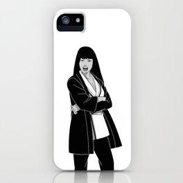 Godaime Hokage, Lady Minaj iPhone Case