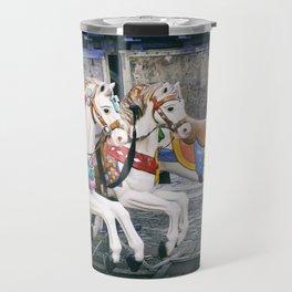 Carousel Three Travel Mug