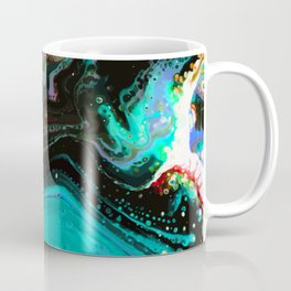Insane Space Trip High Def Design Coffee Mug