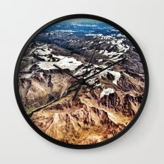 Alps Wall Clock
