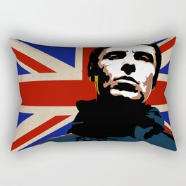 LIAM GALLAGHER Rectangular Pillow