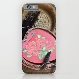 Our Lasting Love Glows On And On iPhone Case