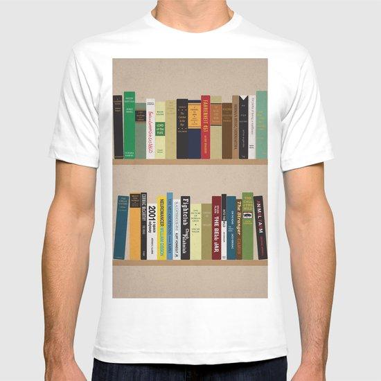 BOOKS!!! T-shirt