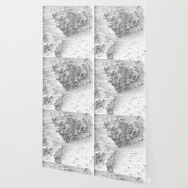 Japanese Glitch Art No.1 Wallpaper