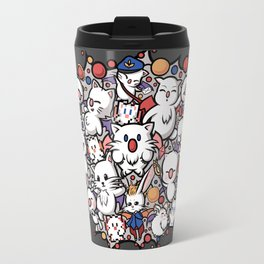 Pom Pom Party Travel Mug