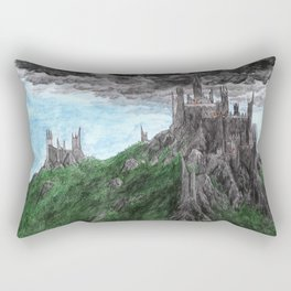 Dol Guldur Rectangular Pillow