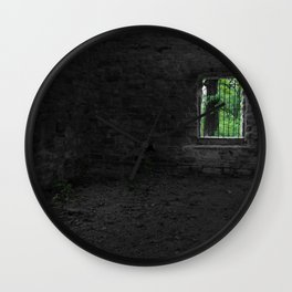 Inside Tower Wall Clock