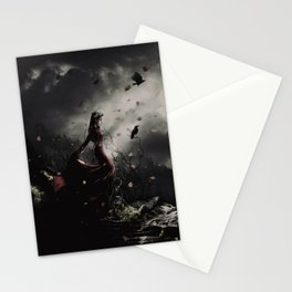 World of Darkness Stationery Cards