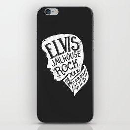 Jailhouse Rock iPhone Skin