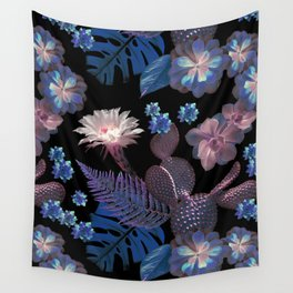 My Exotic Garden Wall Tapestry