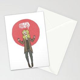 Bah-gel Stationery Cards