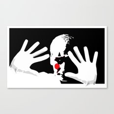 Vengeance Is Mime! Canvas Print