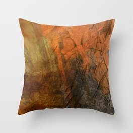 All Fall Down Throw Pillow