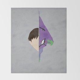 Shinji Throw Blanket