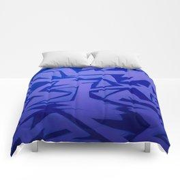 Electric Pop Comforters