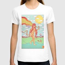 The Happen Dasher.  T-shirt