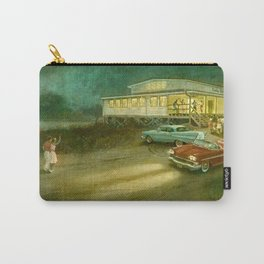 Rock Around The Clock-1950's Carry-All Pouch