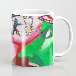 Marc Chagall Me and the Village Coffee Mug