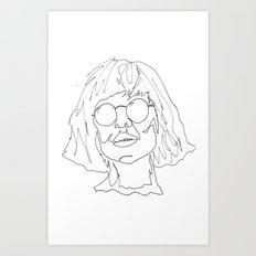 CLD7 Art Print