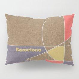 Barcelona Mosaic Pillow Sham